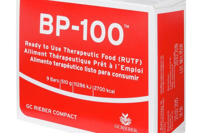 BP-100 packet