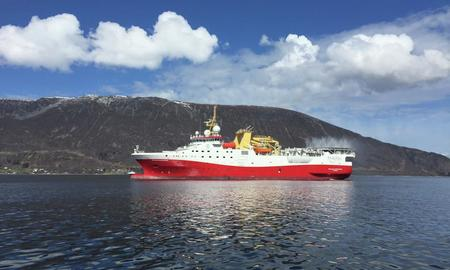 GC Rieber Shipping secures two-month job for Polar Empress
