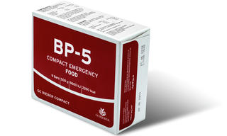 BP-5 emergency food