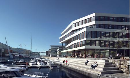 Cargill med nytt hovedkontor på Marineholmen
