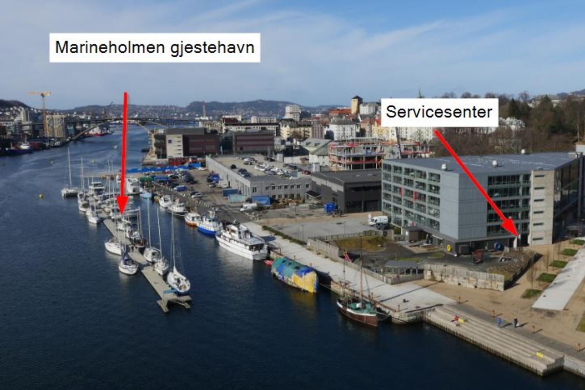 marineholmen kart Marineholmen gjestebrygge   GC Rieber Eiendom marineholmen kart