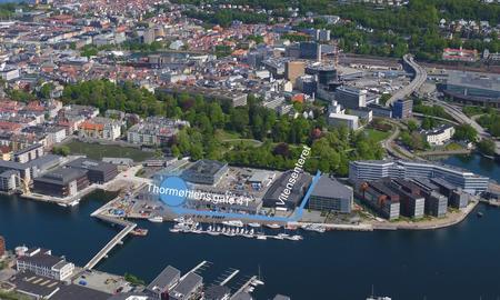 Norsk Havlaboratorium på Marineholmen