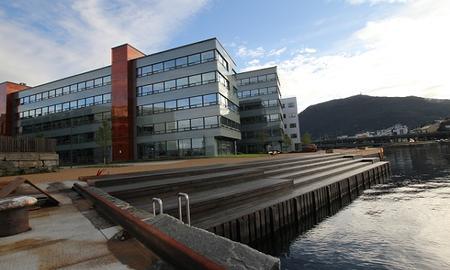 """Veterinærinstituttet til den """"blå"""" kunnskapsklyngen på Marineholmen"""
