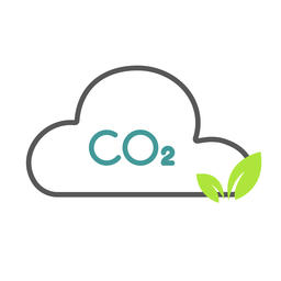 Tons of CO2 saved