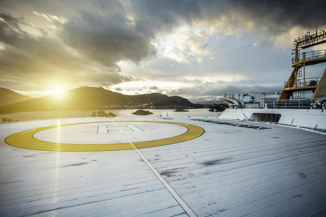 Polar Onyx. Fotograf: Marius Beck Dahle