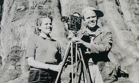 Bok: 70 år bak kamera