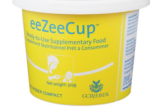 eeZeeCup™ packet