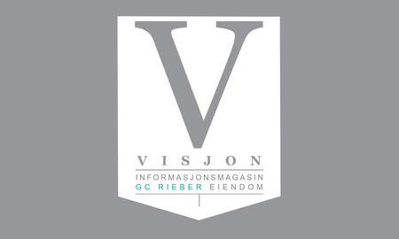 Les siste utgave av vårt internmagasin Visjon