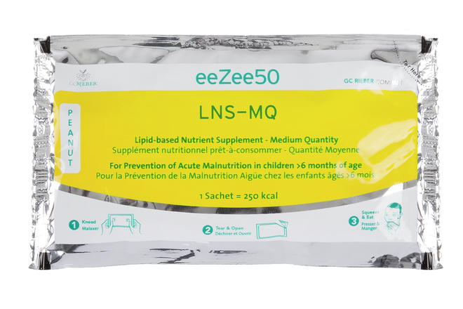 eeZee50™ sachet