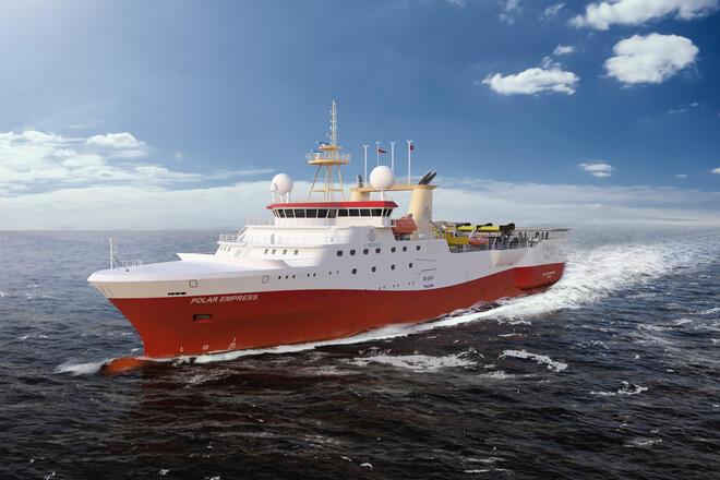 Skip: Polar Empress