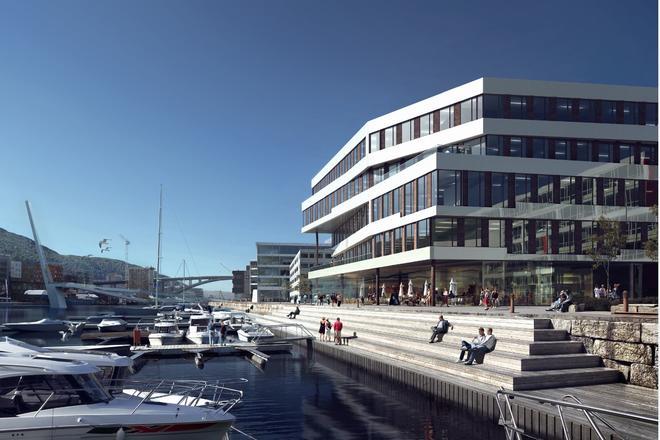 Planlagt nybygg på Marineholmen
