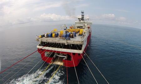 Seismikk GC Rieber Shipping