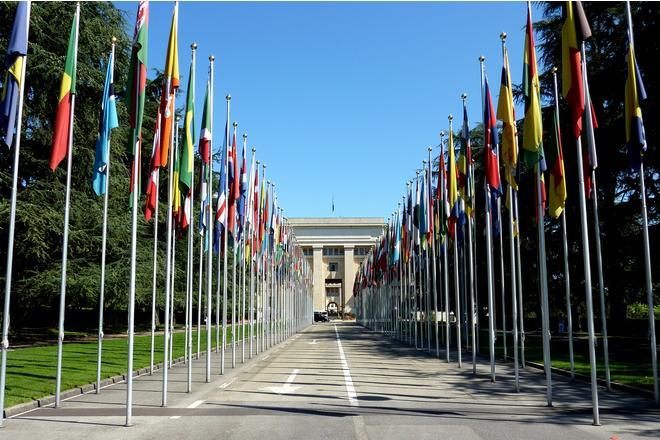 United Nations, Geneva Switzerland
