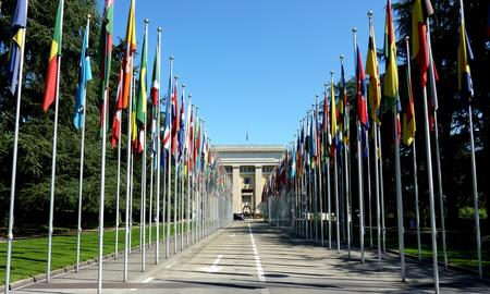 United Nations, Geneva Switzerland