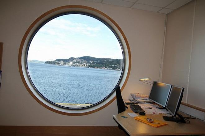 Utsikt fra kontor