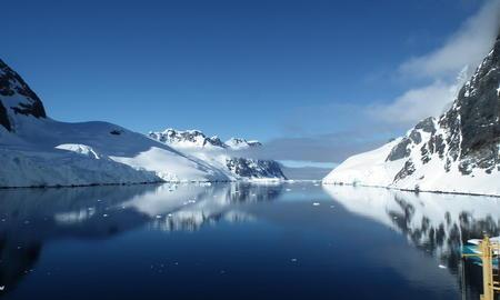 HMS Protector icephotos