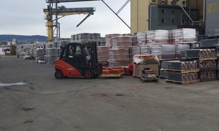 GC Rieber Salt AS har i Oslo inngått et samarbeid med Monier AS