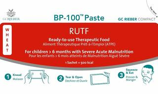 BP-100 Paste Ready-to-Use Therapeutic Food