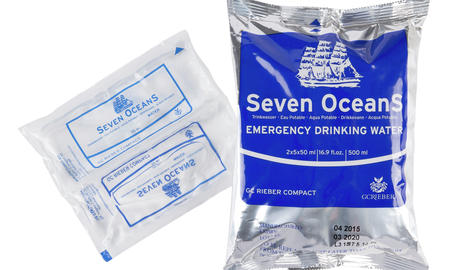 Seven OceanS® Emergency Drinking Water