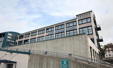 Utrustningsbygget blir til Bergen Helsehus, Legevakten