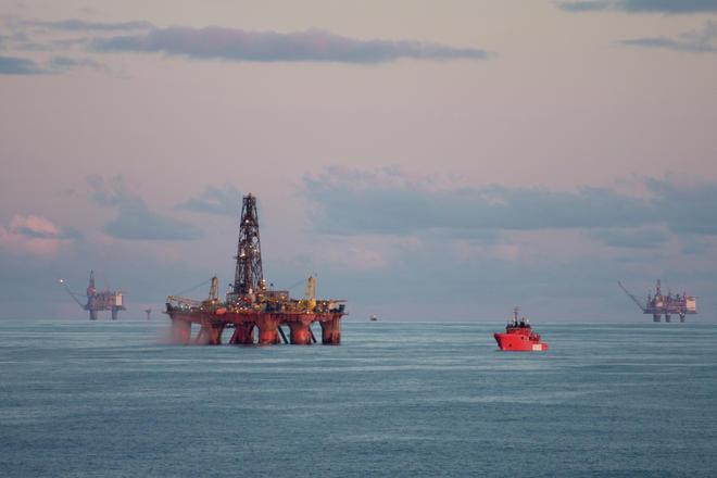 Oil industry salt chemicals