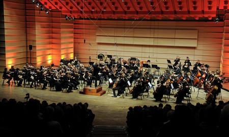 Bergen Filharmoniske Ungdomsorkester og Ung Symfoni