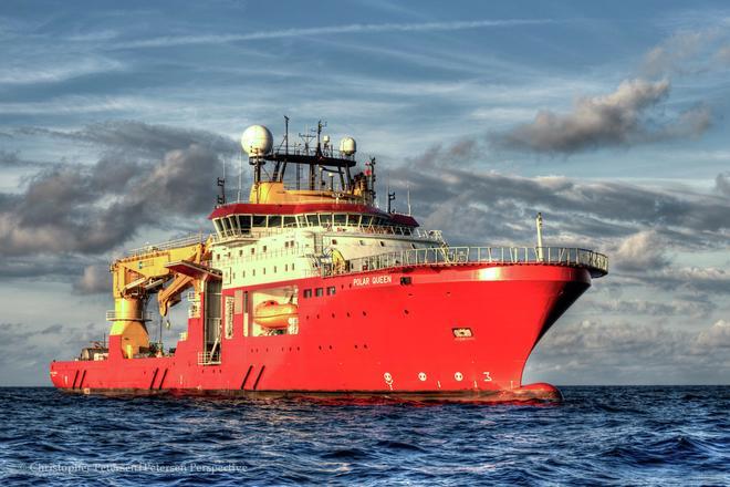 Polar Queen in the Gulf
