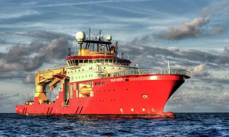 Sale of vessel Polar Queen