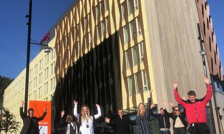 GC Rieber Eiendom til topps i eiendomsbarometeret 2021