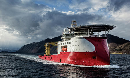GC Rieber Shipping, Polar Onyx. Photo: Marius Bech Dale