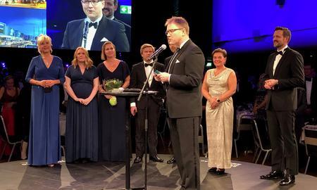 GC Rieber Eiendom vant Bærekraftsprisen 2019