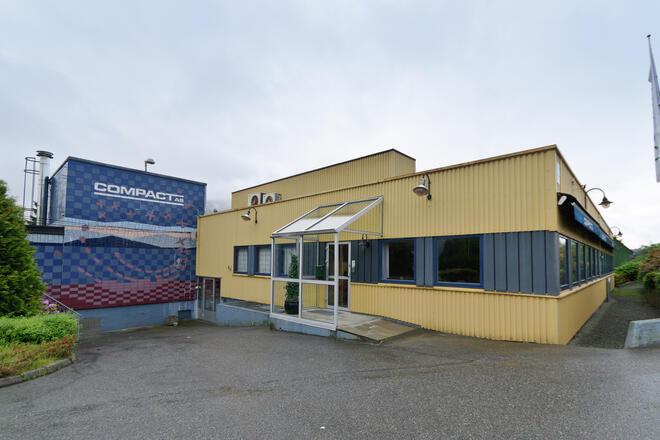 GC Rieber Compact, location Norway