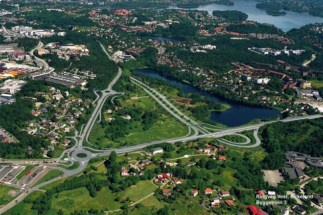 Prosjekt på Birkeland