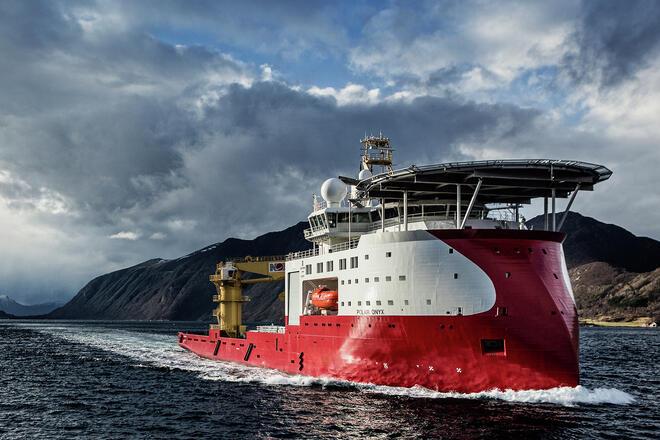 GC Rieber Shipping, Polar Onyx. Fotograf: Marius Bech Dale