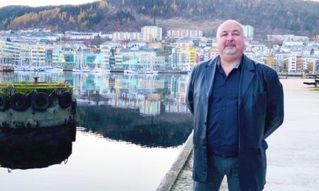 Mark Powell ansatt som daglig leder for Marineholmen RASLab
