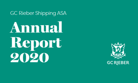 GC Rieber Shipping Annual Report