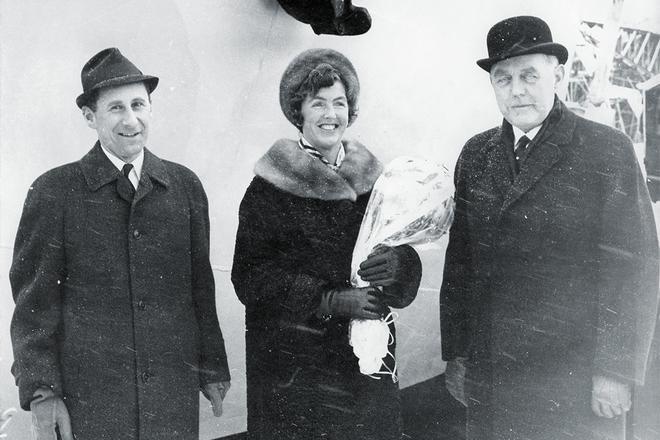 GC Rieber ble stiftet i 1879