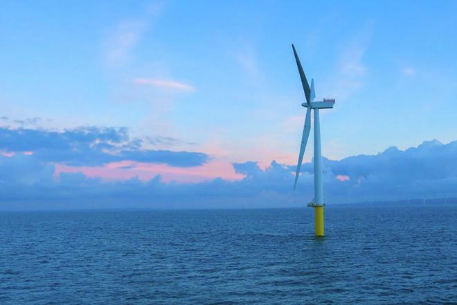 Polar King wind farm job
