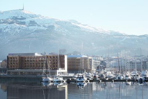 GC Rieber Property, Marineholmen. Foto: Øystein Klakegg
