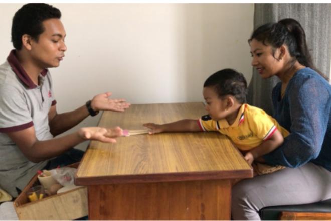 Kognitiv testing av barn